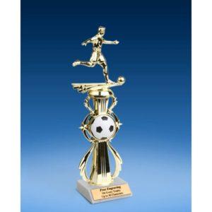 Soccer Sport Riser Trophy, Male
