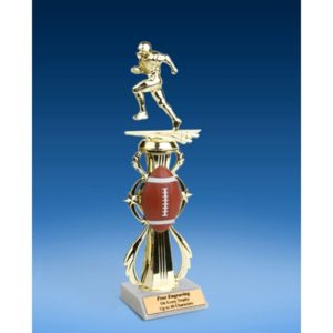 Football Sport Riser Trophy