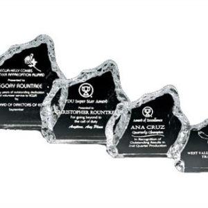 Iceberg Acrylic Award