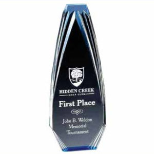 Diamond Obelisk Acrylic Award