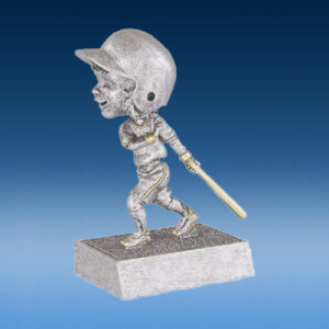 Baseball Female Bobblehead