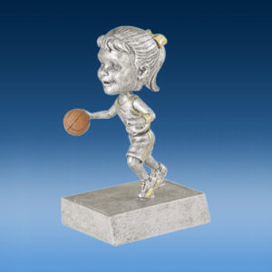 Basketball Female Bobblehead