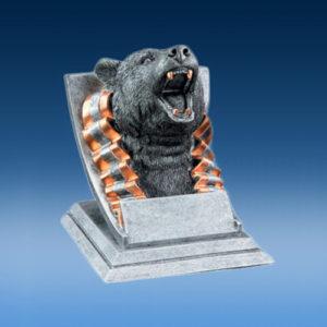 Resin Bear Mascot