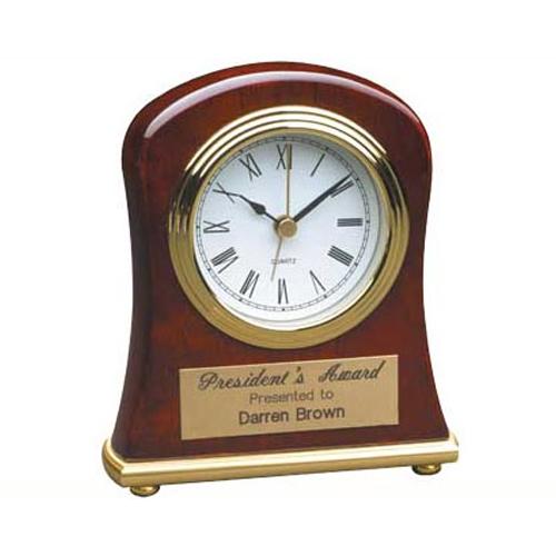 Bell Shaped Desk Clock