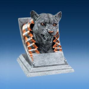 Resin Cougar Mascot