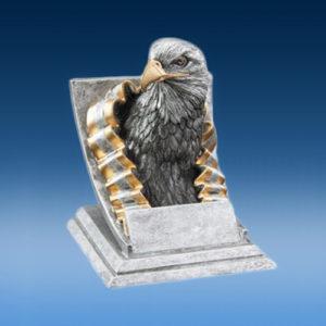 Resin Eagle Mascot
