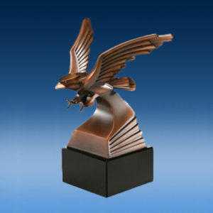 Resin Electroplated Full Eagle