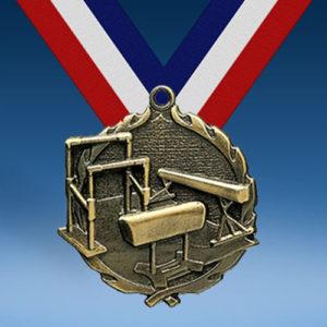 Gymnastics - Female Wreath Medal-0