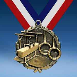 Gymnastics - Male Wreath Medal-0
