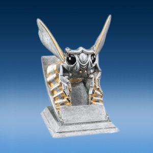 Resin Hornet Mascot