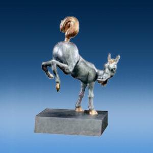 Horse Bobblehead
