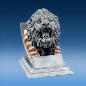Resin Lion Mascot