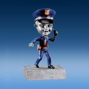 Police Bobblehead