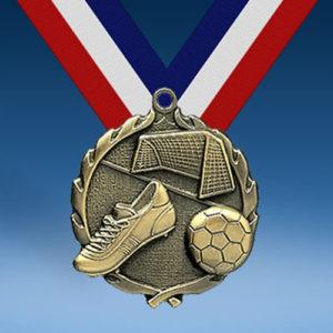 Soccer Wreath Medal-0