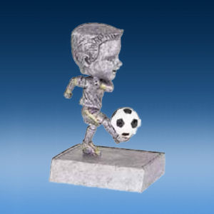 Soccer Male Bobblehead