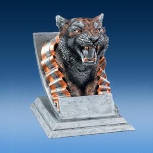 Resin Tiger Mascot
