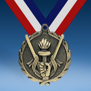 Victory Wreath Medal-0