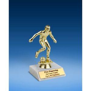 """Soccer Sport Figure Trophy 6"""""""
