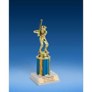 """Baseball Sport Figure Trophy 8"""""""