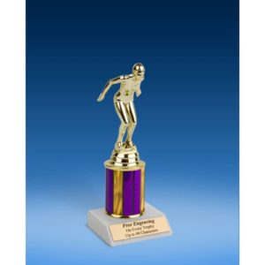 """Swimming Sport Figure Trophy 8"""""""
