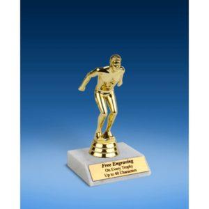 """Swimming Sport Figure Trophy 6"""""""