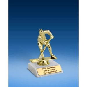 Hockey Sport Figure Trophy 6""