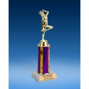 Dance Sport Figure Trophy 10""
