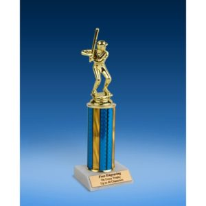 Baseball Sport Figure Trophy 10""