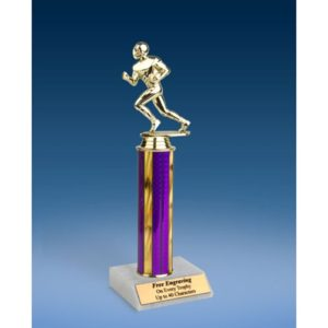 Football Sport Figure Trophy 12""