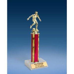 """Soccer Sport Figure Trophy 12"""""""