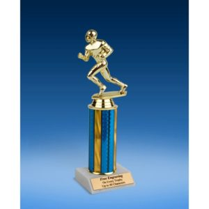Football Sport Figure Trophy 10""