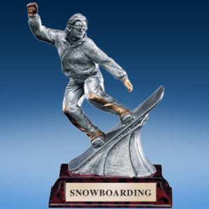 Snowboarding Elite Resin