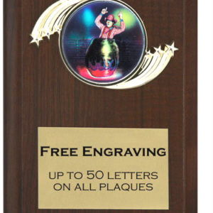 Clown Plaque