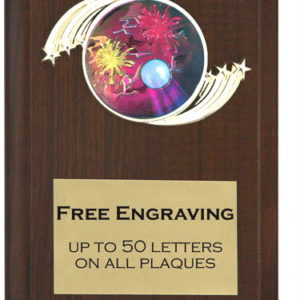 Paintball Plaque