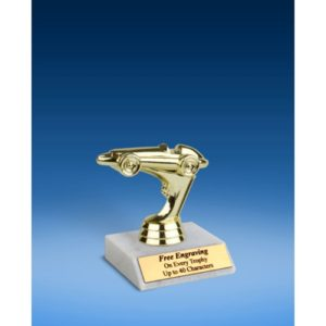 Racing Sport Figure Trophy 6""