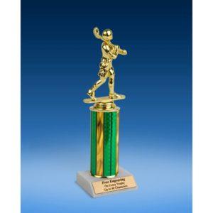 """Lacrosse Sport Figure Trophy 10"""""""