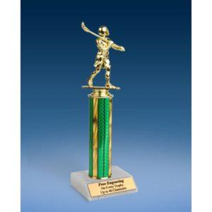"""Lacrosse Sport Figure Trophy 12"""""""