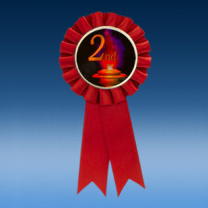 2nd Participation Ribbon