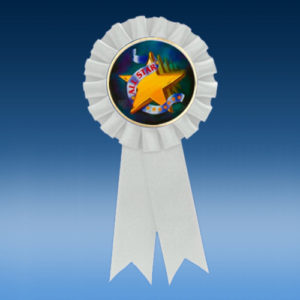 All Star Participation Ribbon
