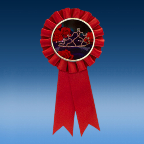Beauty Pageant Participation Ribbon