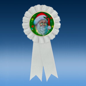 Christmas Participation Ribbon