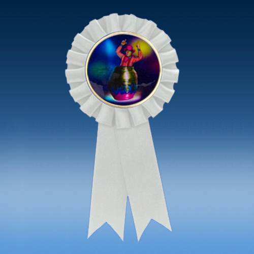 Clown Participation Ribbon