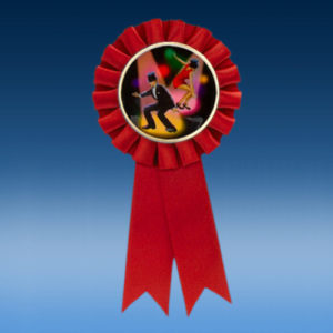 Dance Participation Ribbon