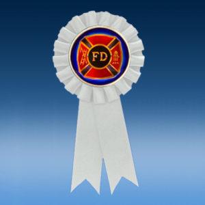 Fire Department Participation Ribbon