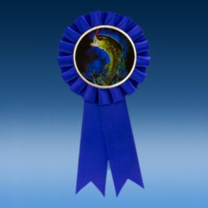 Fishing Participation Ribbon