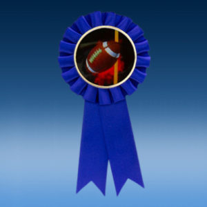 Football Participation Ribbon