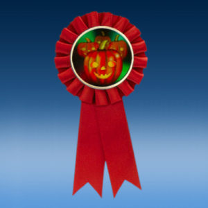 Halloween Participation Ribbon
