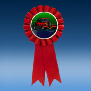 Hot Rod Participation Ribbon