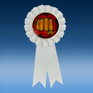 Martial Arts Participation Ribbon
