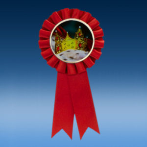 Prom King Participation Ribbon